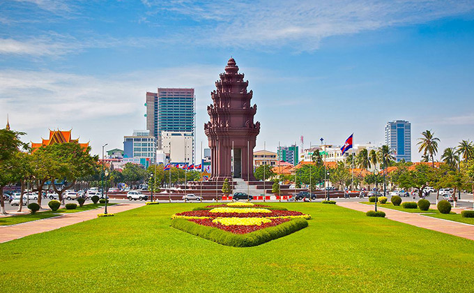 Welcome to Phnom Penh