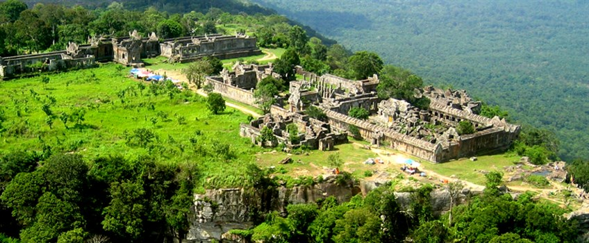 Welcome to Preah Vihear Temple